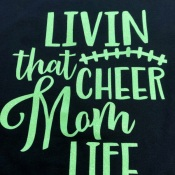 Livin-that-cheer-mom-life