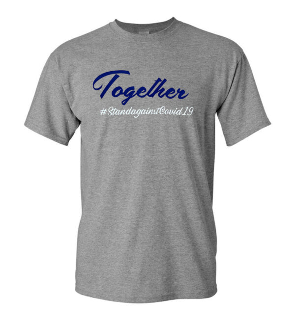 Together - StandagainstCovid19 T-Shirt