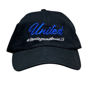 United - #StandagainstCovid19 Cap