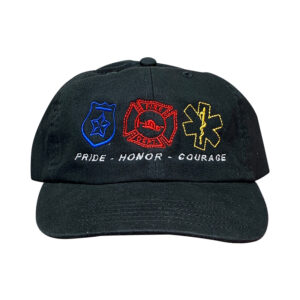 Pride Honor Courage Cap