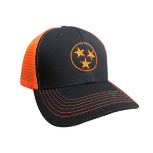 Snapback-Cap-with-TriStar